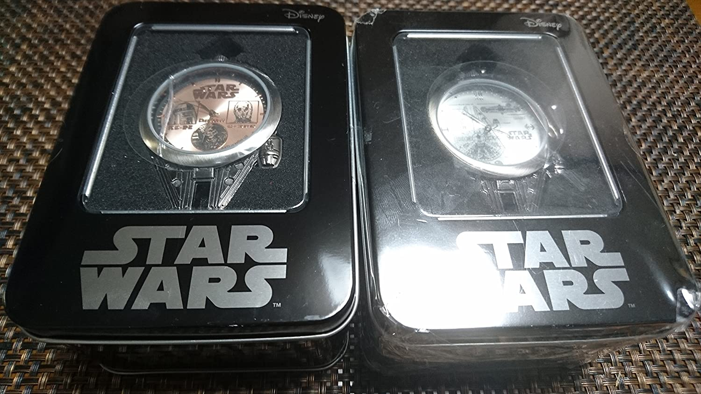 Starwars Star Wars PM Premium Millennium Falcon Kata Taschenuhr alle drei Arten eingestellt
