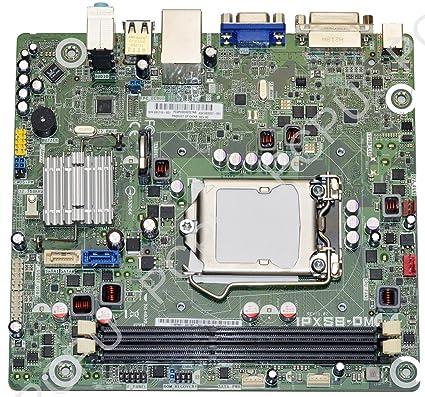 HP IPXSB-DM H61 DDR3 Mini-ITX Motherboard LGA-1155 683037-001 691719-001