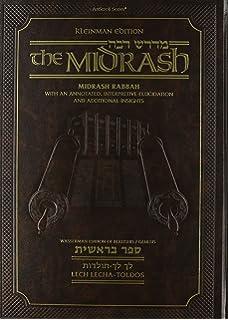 Amazon midrash rabbah 10 vol set 9780900689383 harry kleinman edition the midrash rabbah bereishis vol 2 lech lecha toldos fandeluxe Choice Image
