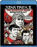 Star Trek 2 - The Wrath Of Khan (Director's Cut) [Blu-ray] [2015] [Region Free]