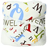 Trend Lab Dr Seuss ABC Hooded Towel