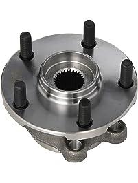 WJB WA513258 - Front Wheel Hub Bearing Assembly - Cross Reference: Timken HA590168 / Moog 513258 / SKF BR930614