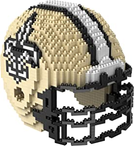 NFL 3D BRXLZ Building Blocks - Helmet