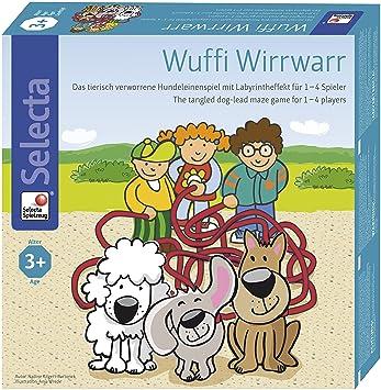 Selecta 63020 Wuffi Wirrwarr: Amazon.de: Spielzeug
