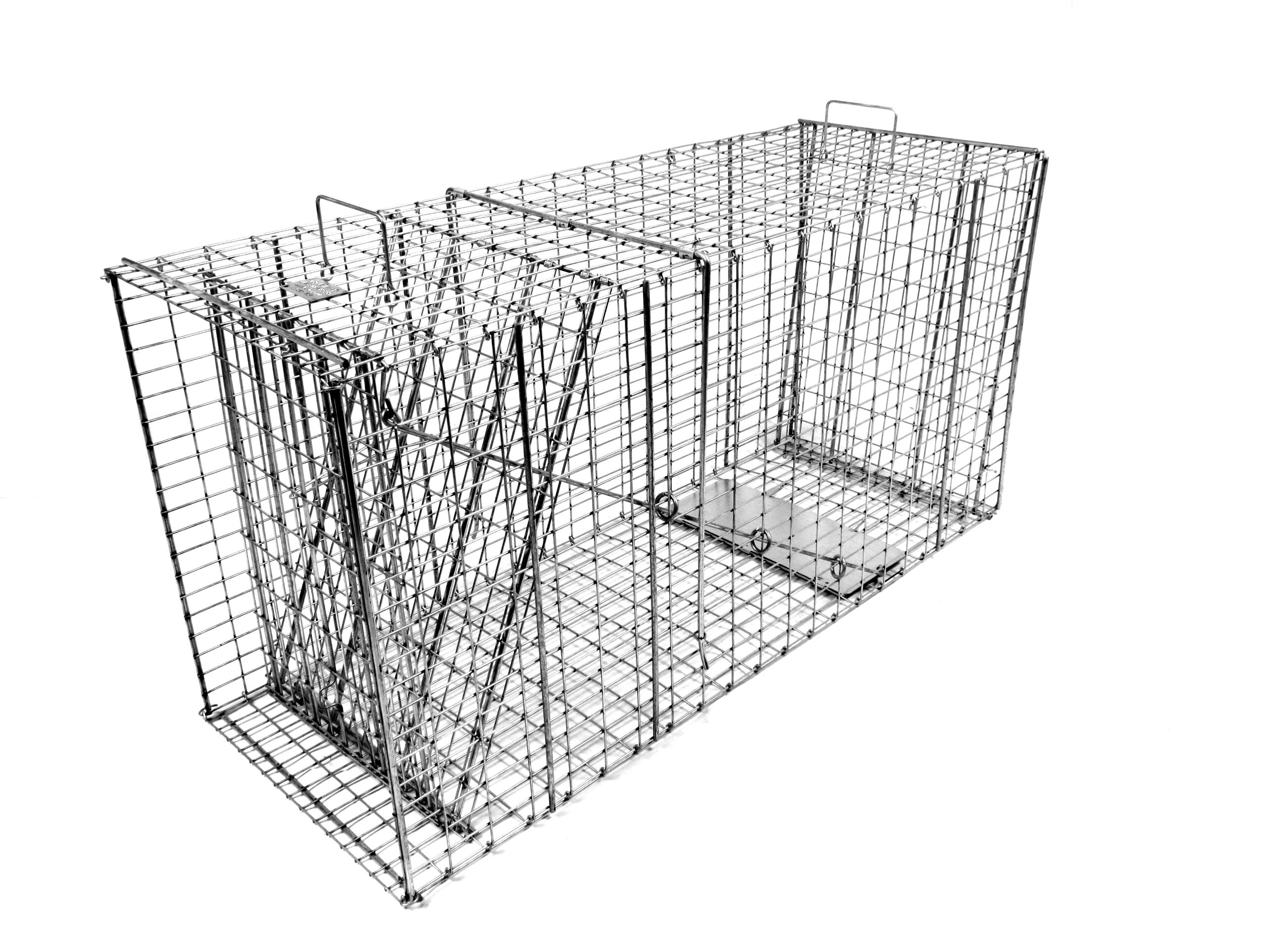 Tomahawk Original Series Collapsible Trap for Bobcats and Foxes