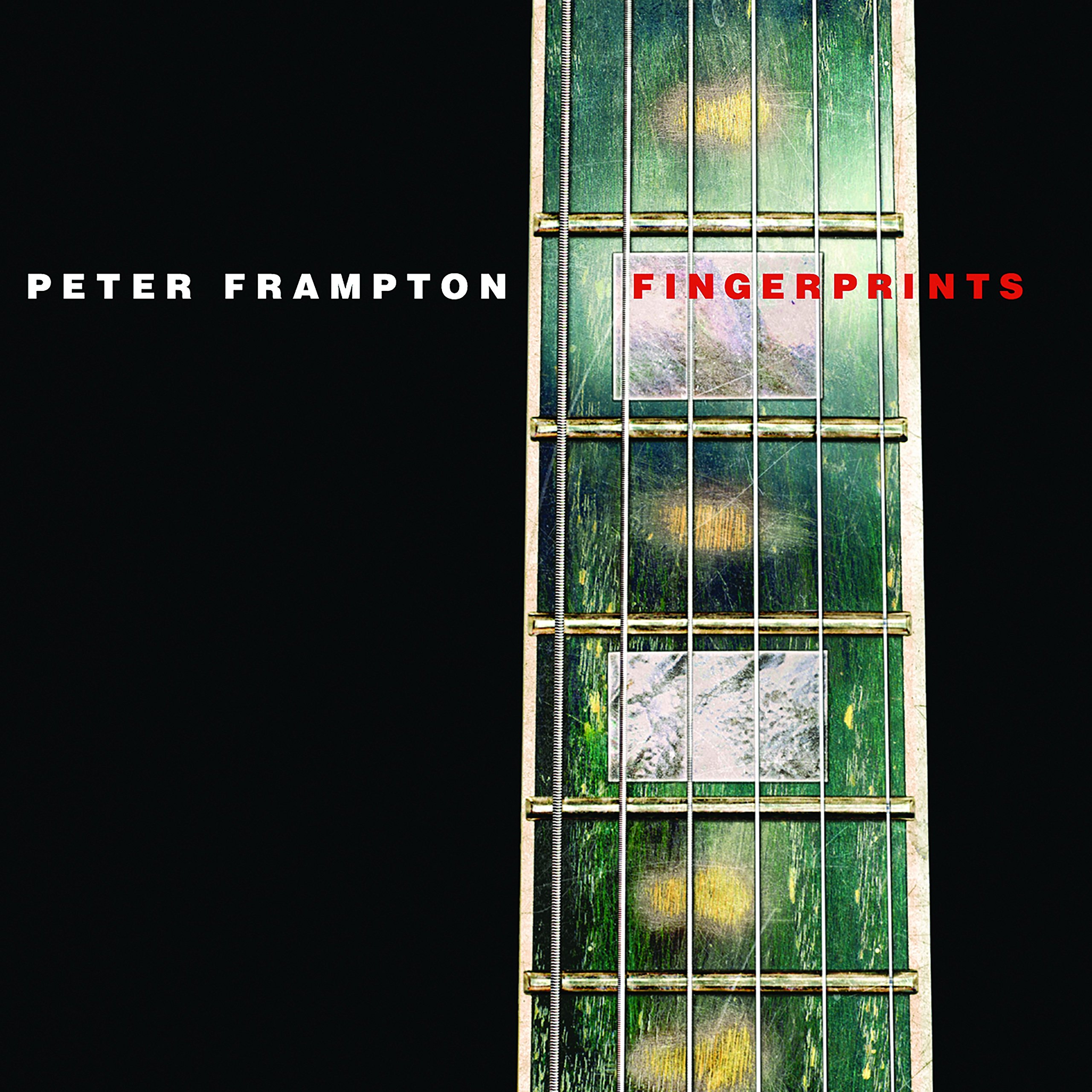 CD : Peter Frampton - Fingerprints (CD)