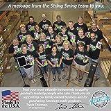 Dulcimer Hanger Wall Mount Hook by String Swing