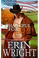 Thankful for Love: A Military Western Romance Novel (Servicemen of Long Valley Romance Book 1) Kindle Edition