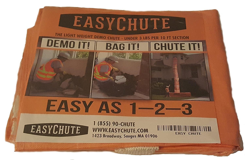 EasyChute Construction Trash Chute Easy Chute EC- 10ft Section
