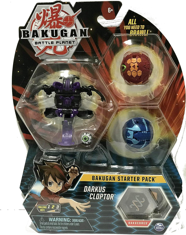 BAKUGAN BTB Starter Pack 32 NBL: Amazon.es: Juguetes y juegos