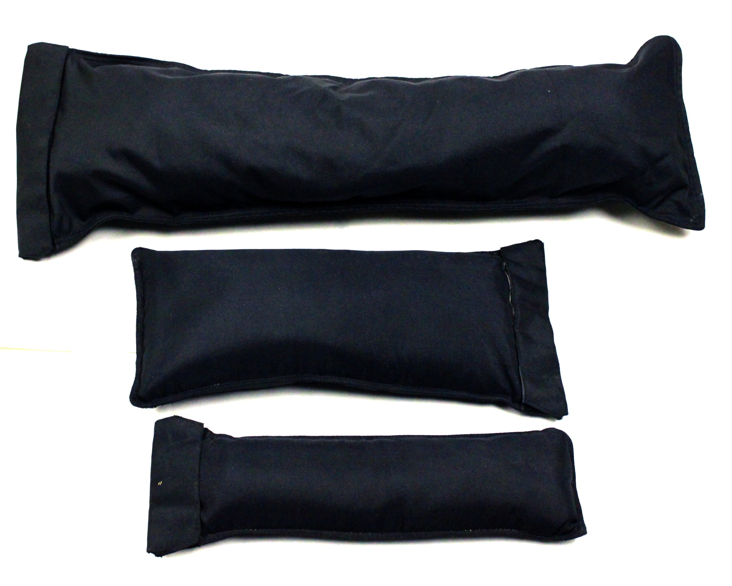 Ader Filler Bags for Sand Bags- (1 Small, 1 Medium, 1 Large) by Ader Sporting Goods (Image #1)