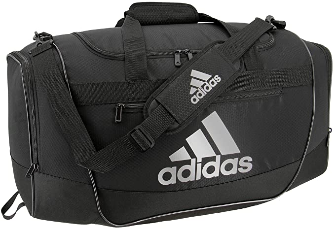 Amazon.com: Adidas Defender III - Bolsa de deporte: Clothing