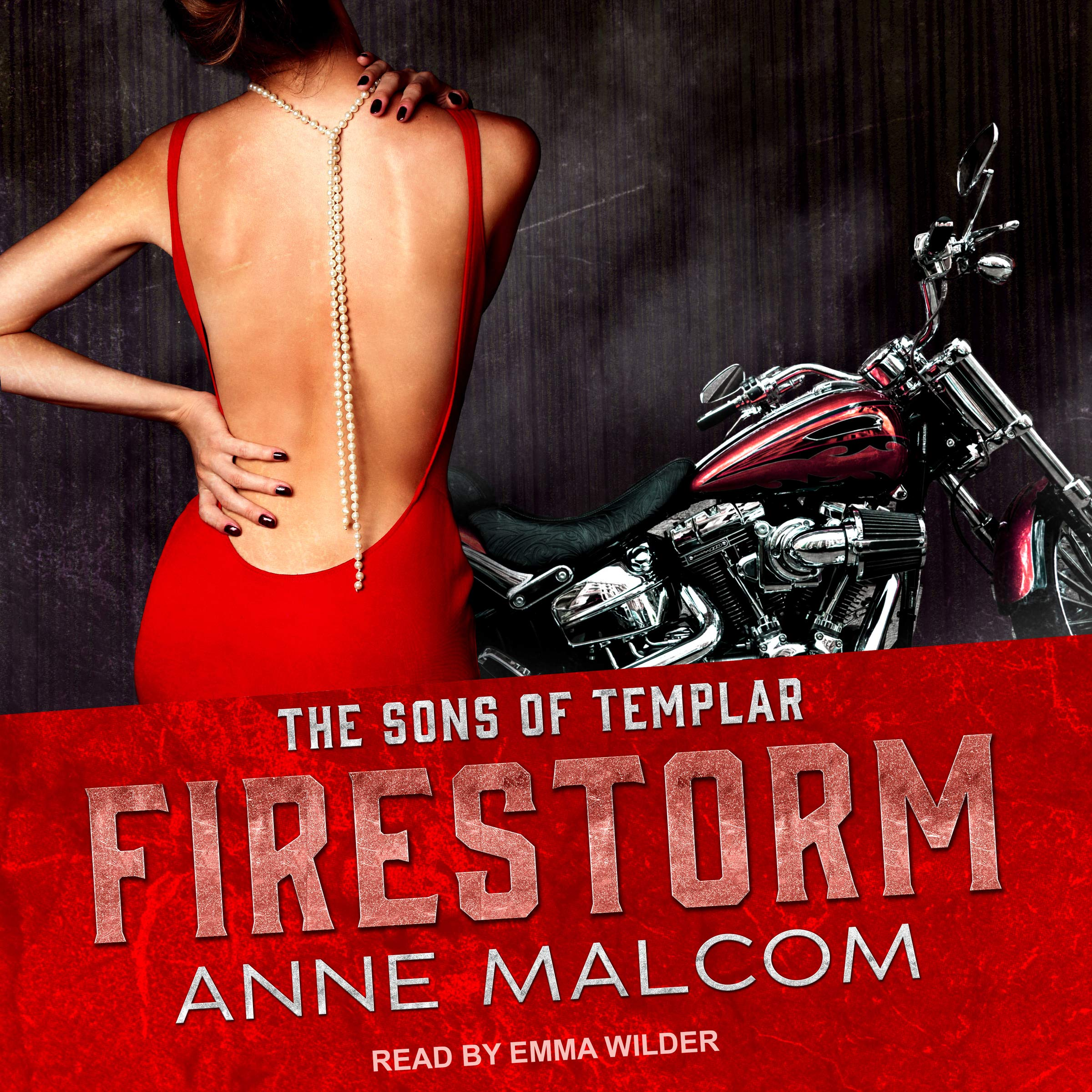 Firestorm: Sons of Templar MC Series, Book 2
