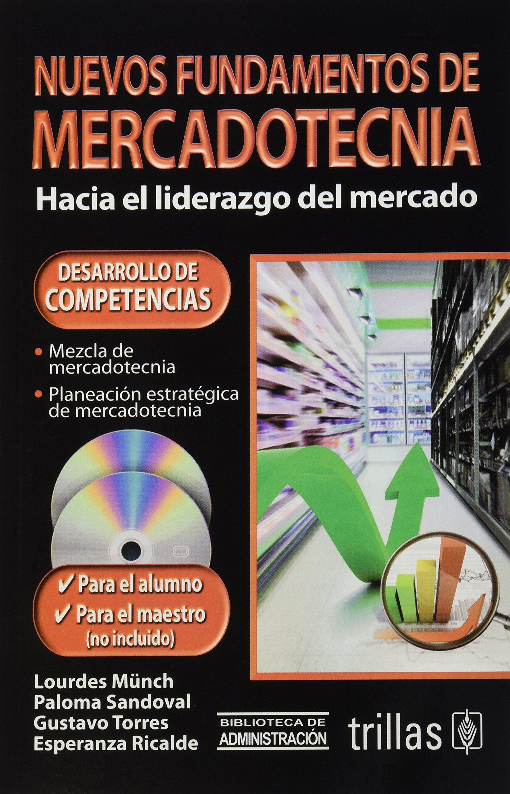 Nuevos Fundamentos De Mercadotecnia C Cd Lourdes Munch Galindo  # Muebles Ricaldi