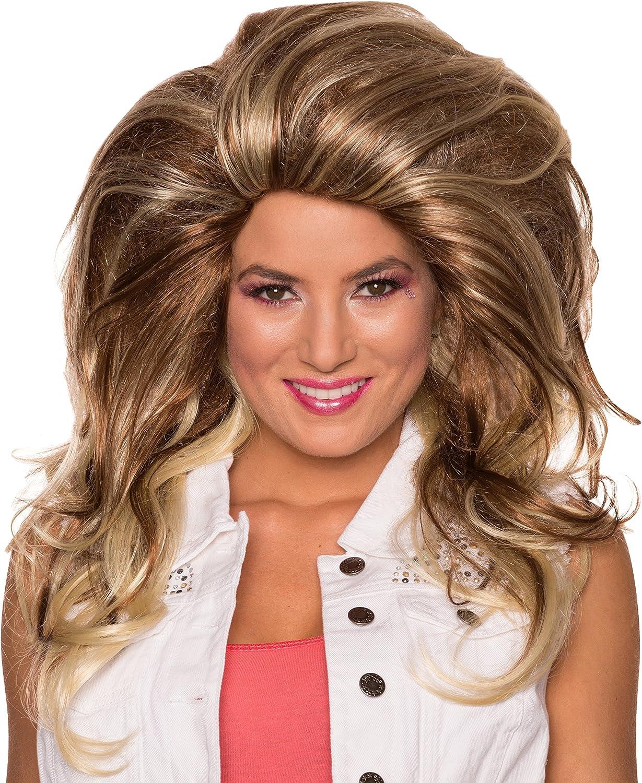 Rubies Costume Co Womens Helen Wheels Wig