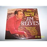 JIM REEVES The Country Side of UK LP 1969