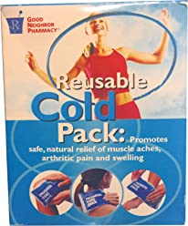 GNP Reusable Cold Pack, Maximum Strength Cold Therapy