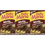 Dona Maria Mole (Pack of 3)