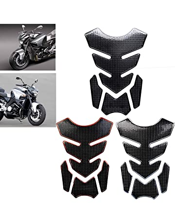 Gas Tank Protectors for Motorcycle Gas Oil Fuel Tank Sticker Decals Motorcycle Bike Tank Pad Protector for Suzuki Kawasaki Honda Yamaha Ducati