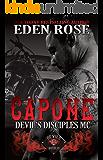 Capone: MC Romance (The Devil's Disciples MC Book 2)