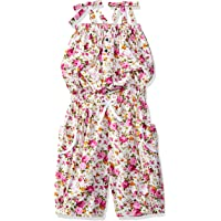 Arshia Fashions Girl's Cotton Jumpsuit
