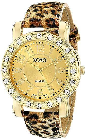 XOXO XO3367 - Reloj para mujeres