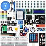 LAFVIN Project Super Starter Kit for R3 Mega2560 Mega328 Nano with Tutorial Compatible with Arduino IDE