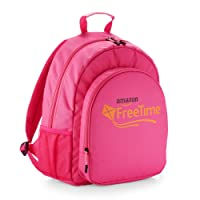 FreeTime Rucksack für Kinder, Pink