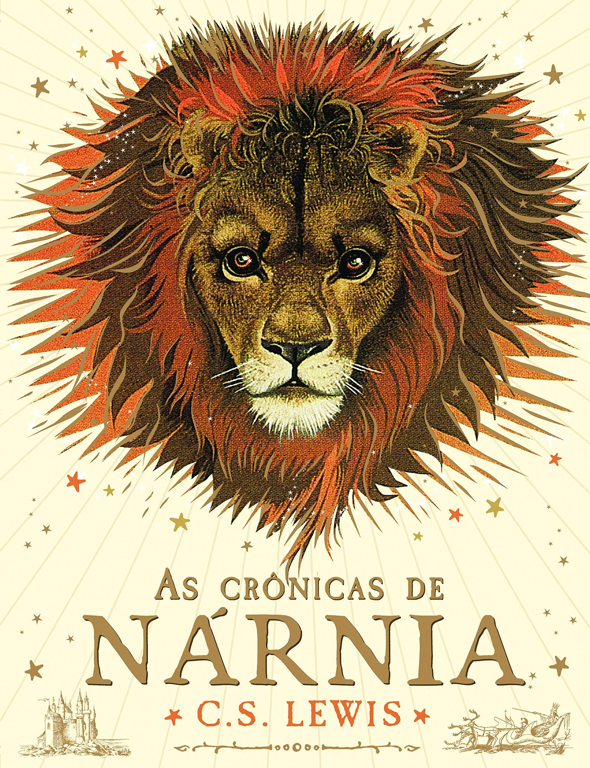 As crônicas de Nárnia: Volume único ilustrado