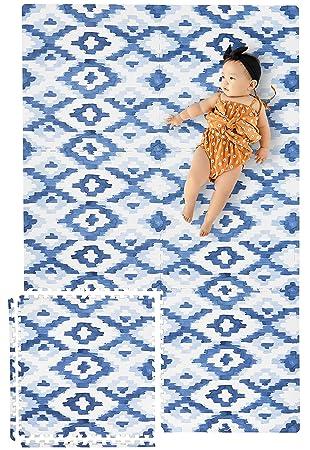 Amazon.com: Elegante tapete de juego para bebés con ...