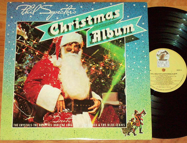 Phil Spector - Phil Spector's Christmas Album - Amazon.com Music