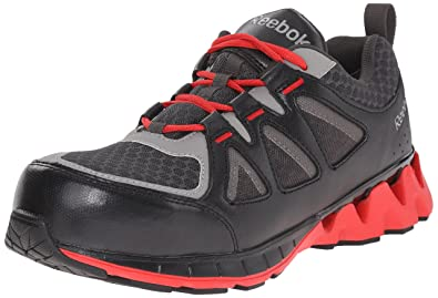 37a140b60dbf Amazon.com  Reebok Work Men s Zigkick Work RB3000 Athletic Safety ...
