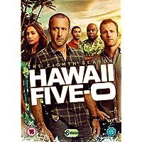 Hawaii Five-0 - Season 8 [DVD] [2018]