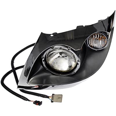 Dorman 888-5102 Driver Side Headlight Assembly For Select International Models: Automotive