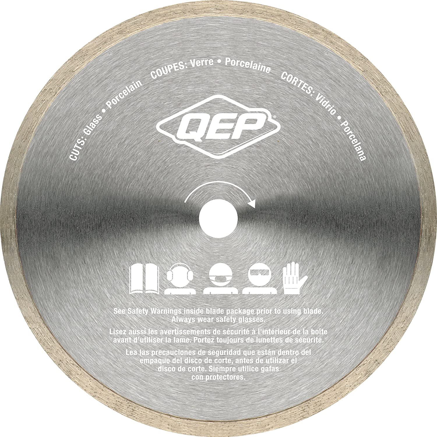 QEP 6-7006GLQ Tile Diamond Blade