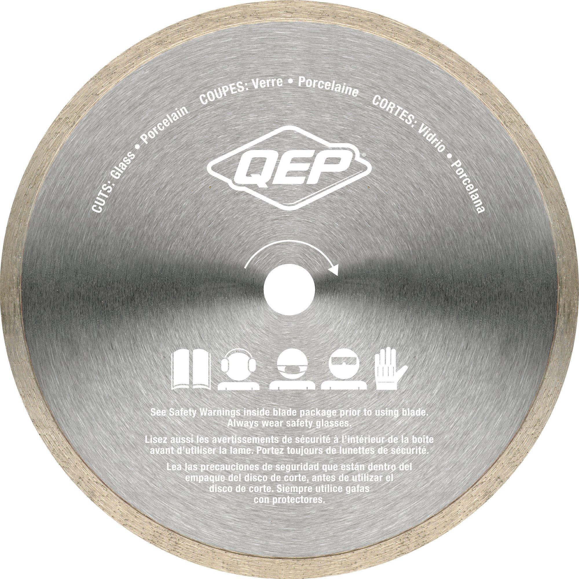 Qep 6 7006glq 7 Inch Continuous Rim Glass Tile Diamond