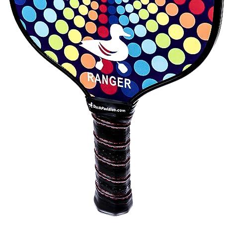 Amazon.com : Duck Ranger-Graphite Pickleball Paddle-Polymer ...