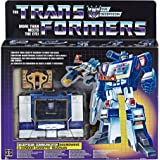 Transformers Vintage G1 Exclusive Decepticon Soundwave with Buzzsaw Cassette (Reissue)