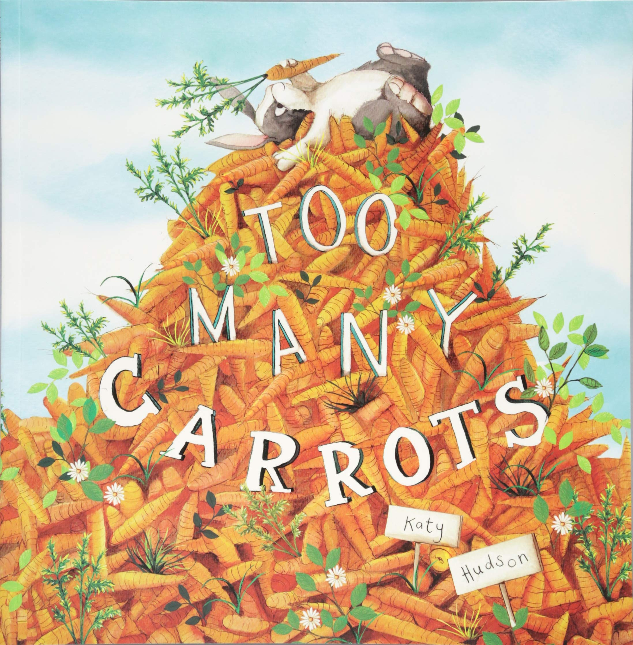 Download Too Many Carrots (Fiction Picture Books) pdf