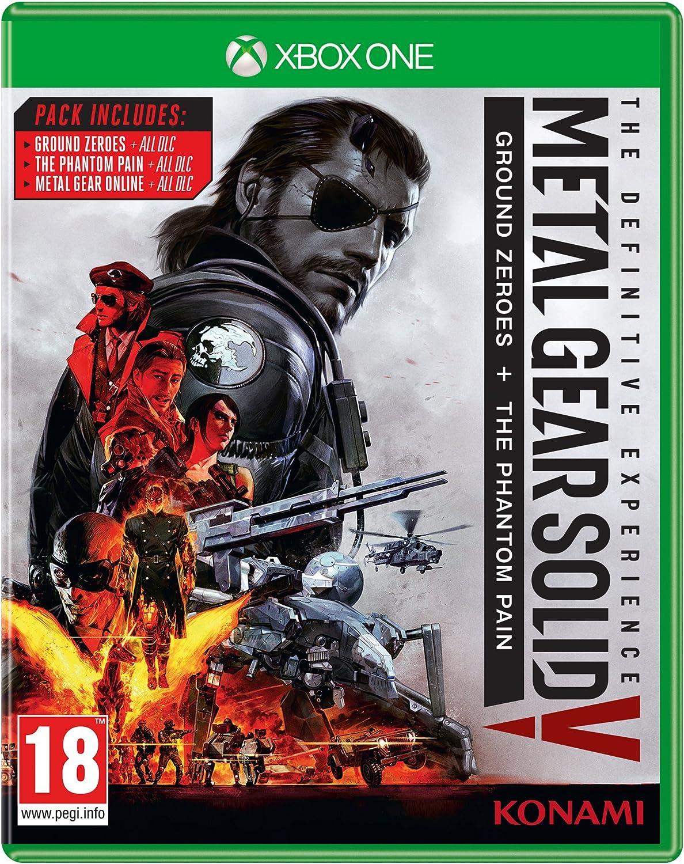 Metal Gear Solid V: The Definitive Experience [Importación Inglesa]: Amazon.es: Videojuegos