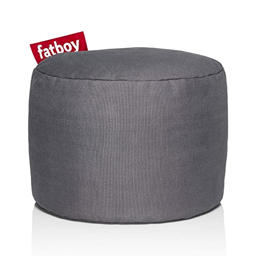 Fatboy Point Stonewashed Sitzsack Grau Amazonde Küche Haushalt