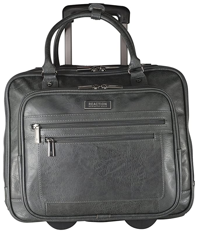 Wheeled business tote for itinerant teachers