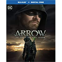 Arrow: The Eighth and Final Season (Blu-ray + Digital & Bonus Disc)
