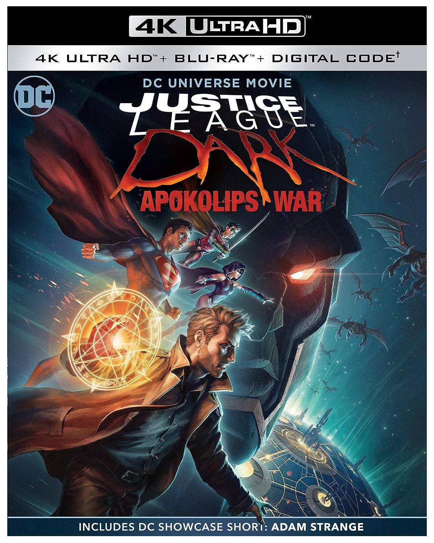 Justice League Dark: Apokolips War (4K UHD + Blu-ray + Digital)