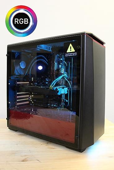 Amazon.com: Centaurus Electra 3 Gaming Computer – AMD Ryzen ...