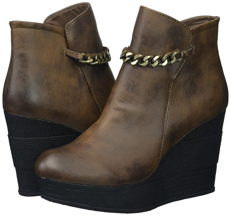 Sbicca Women's 6 Strive Fashion Boot B074J8ZY4Q 6 Women's B(M) US|Brown 38f70a