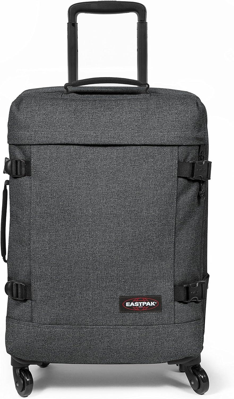 Eastpak Trans4 S Maleta, 54 cm, 44 L, Gris (Black Denim)