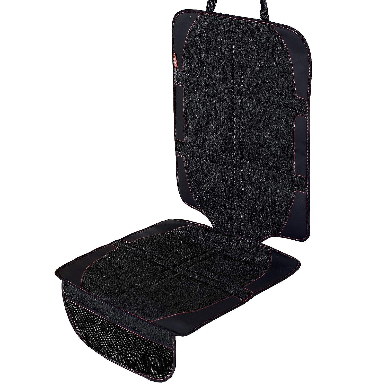 LCP Kids Protection siege auto/voiture XL, Couleur:Gris Melange