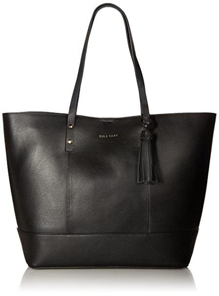 c897794f2d Cole Haan Bayleen Tote, Black: Amazon.ca: Clothing & Accessories