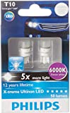 Philips T10 X-treme Ultinon 127996000KX2 LED Car Lamp (12V, 1W)